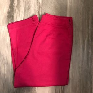 Susan Bristol Capri pants